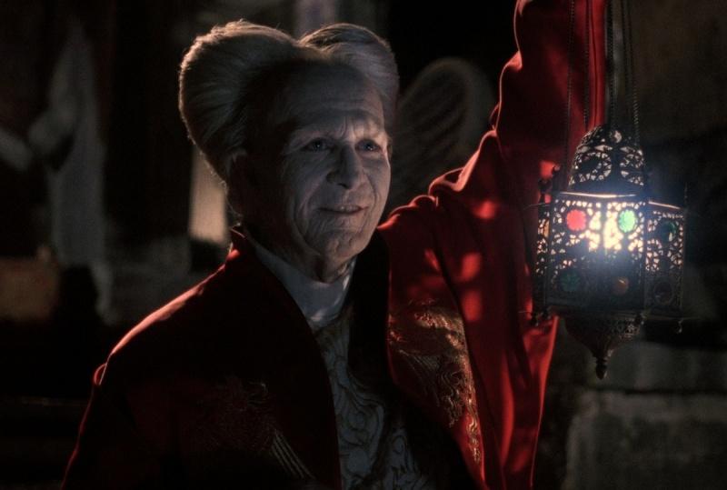 Gary Oldman jako Dracula (materiały prasowe)