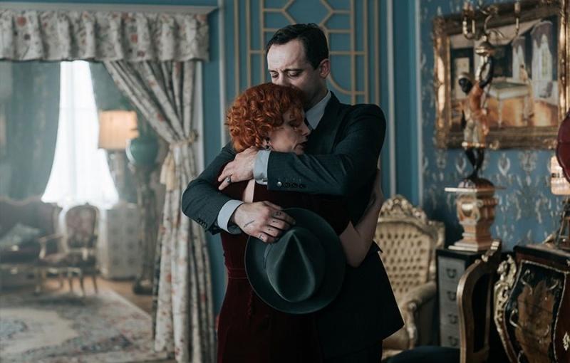 """Kadr z serialu """"Król"""" (materiały prasowe Canal Plus/fot. Łukasz Bąk)"""