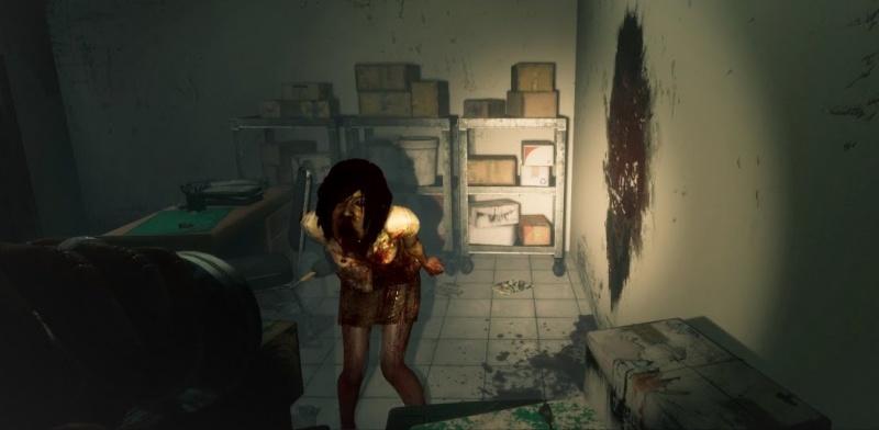 """Screen z gry """"Home Sweet Home"""" (źródło: rozgrywka własna)"""