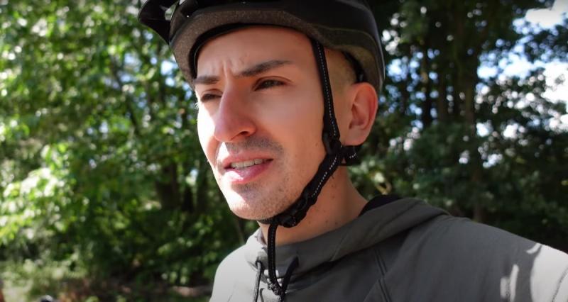 Bartek w swoim żywiole (źródło: youtube.com/screenshot)