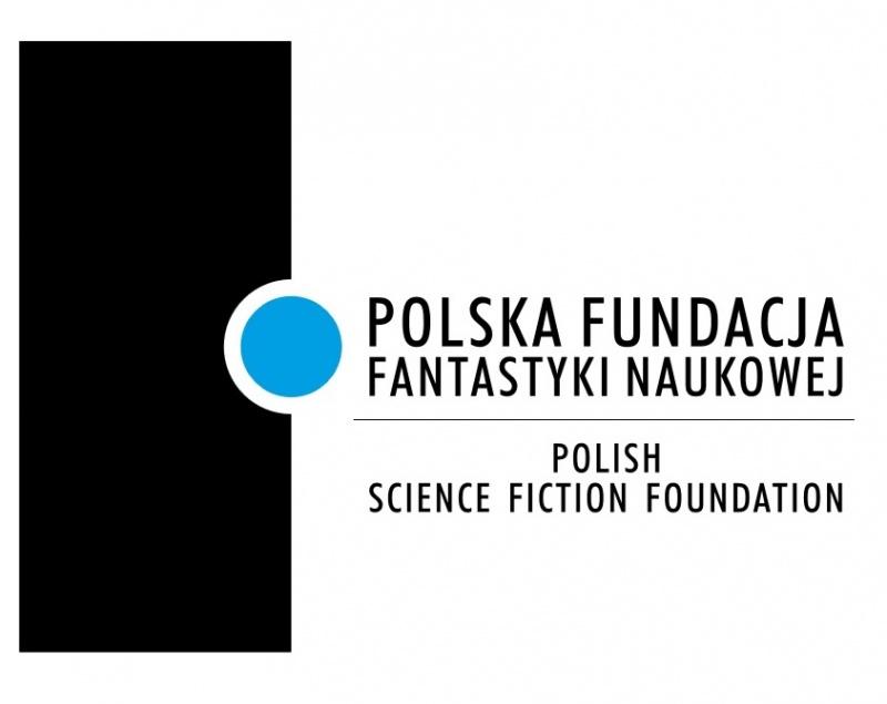 Oficjalne logo Polskiej Fundacji Fantastyki Naukowej (źródło: materiały prasowe)