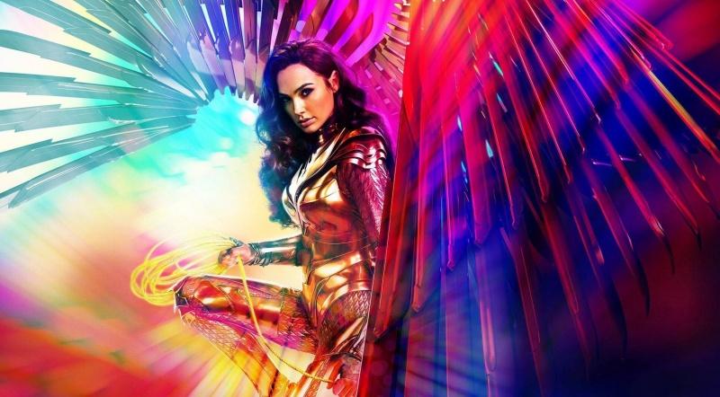 """Poster do filmu """"Wonder Woman 1984"""" (źródło: materiały prasowe)"""