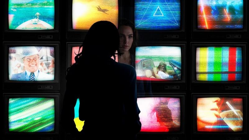 """Kadr z filmu """"Wonder Woman 1984"""" (źródło: materiały prasowe)"""
