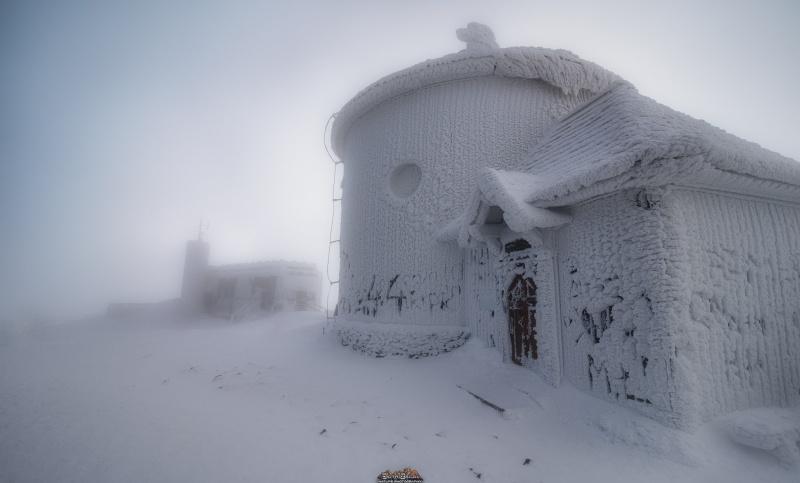 Kaplica św. Wawrzyńca na Śnieżce (fot. PJ)
