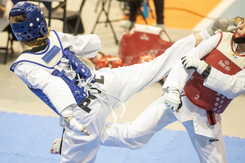 Julia Sereda w swoim sportowym żywiole (fot. materiały promocyjne/www.juliasereda.com)