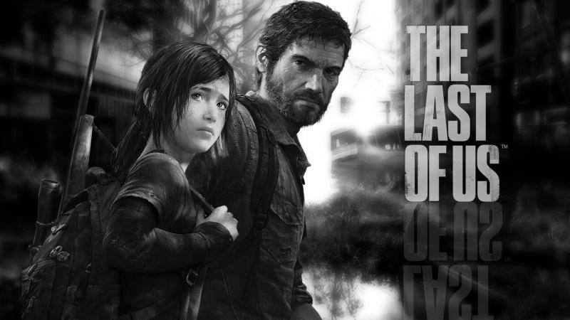 """Poster z gry """"The Last of Us"""" (źródło: materiały prasowe)"""