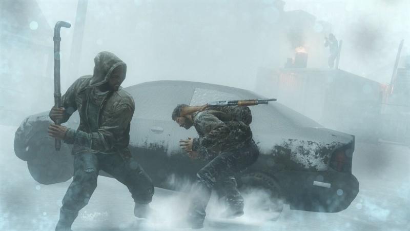 """Screen z gry """"The Last of Us"""" (źródło: materiały prasowe)"""