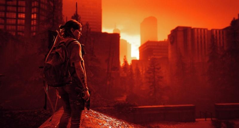 """Screen z gry """"The Last of Us Part II"""" (źródło: materiały prasowe)"""