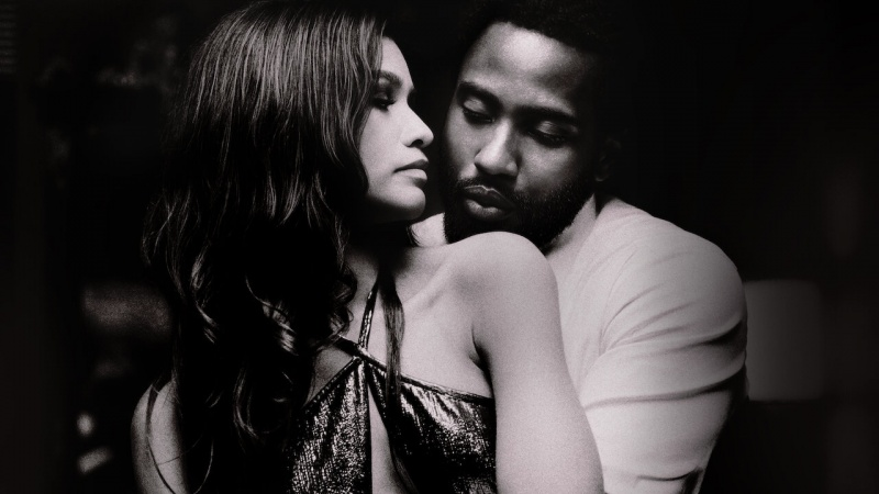"""Poster z filmu """"Malcolm i Marie"""" (źródło: materiały prasowe/Netflix)"""