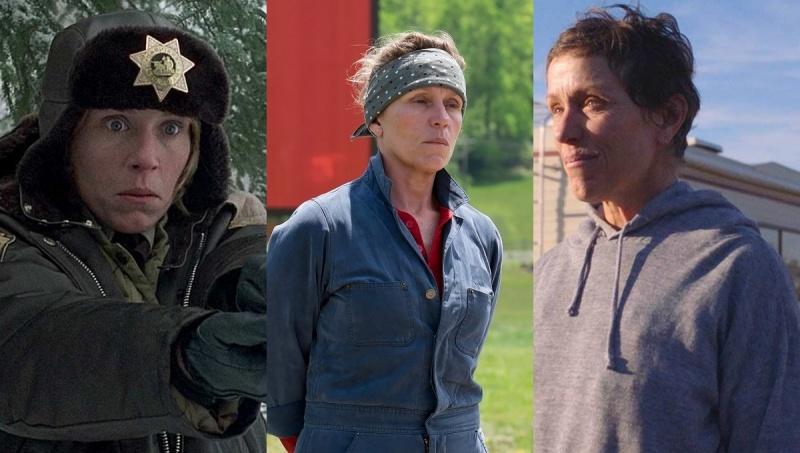 Frances McDormand w trzech genialnych rolach (źródło: materiały prasowe)