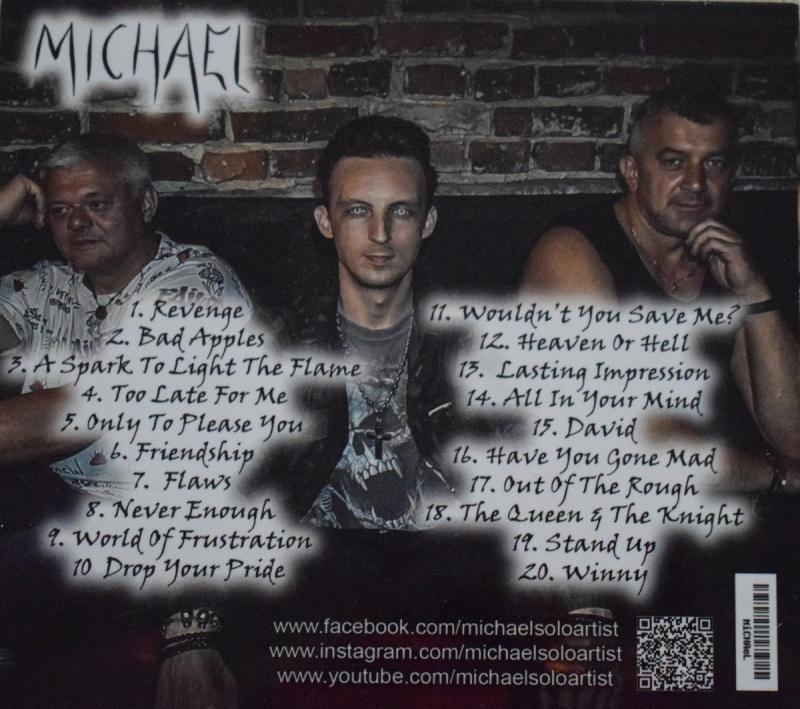 """Album """"Michael"""" (fot. Aragorn136)"""