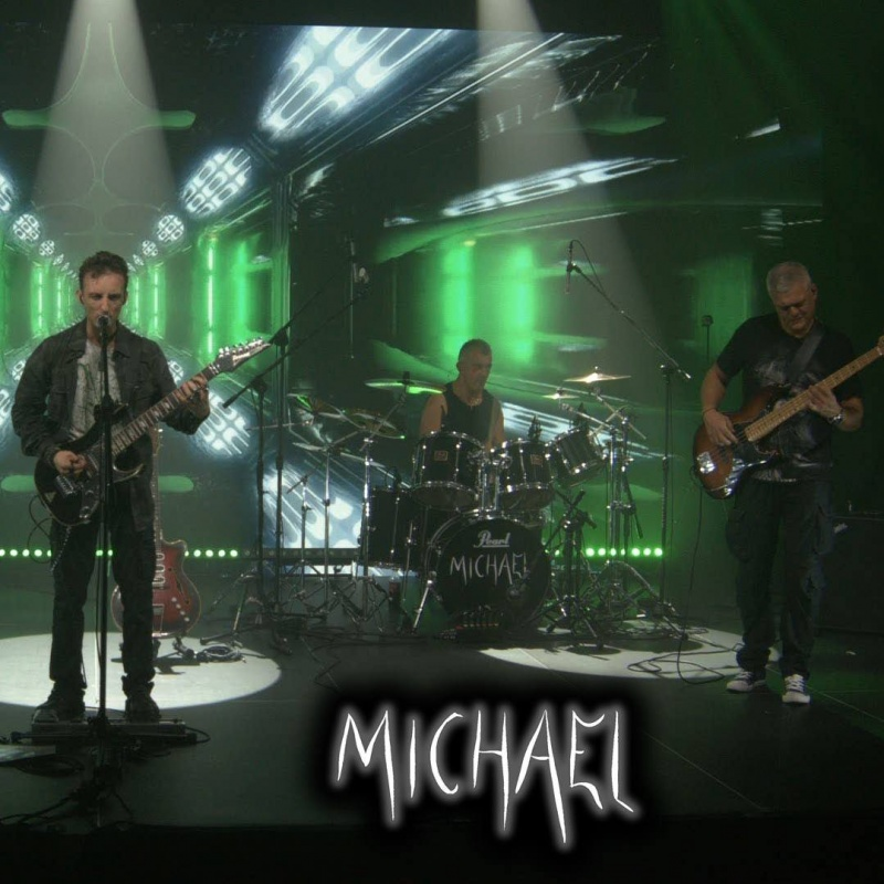 Michael na scenie (fot. materiały promocyjne/facebook)