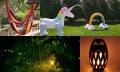 Ciekawe gadżety do zastosowania w ogrodzie! - gadżety;akcesoria;produkty;ciekawe;ogród;do ogrodu;gadżet ogrodowe;świecąca trawa;grill na podczerwień;piekarnik solarny;fontanna jednorożec;niegrzeczny krasnal;ognisty głośnik;doniczki biodegradowalne;aplikacje ogrodowe;hamak brazylijski