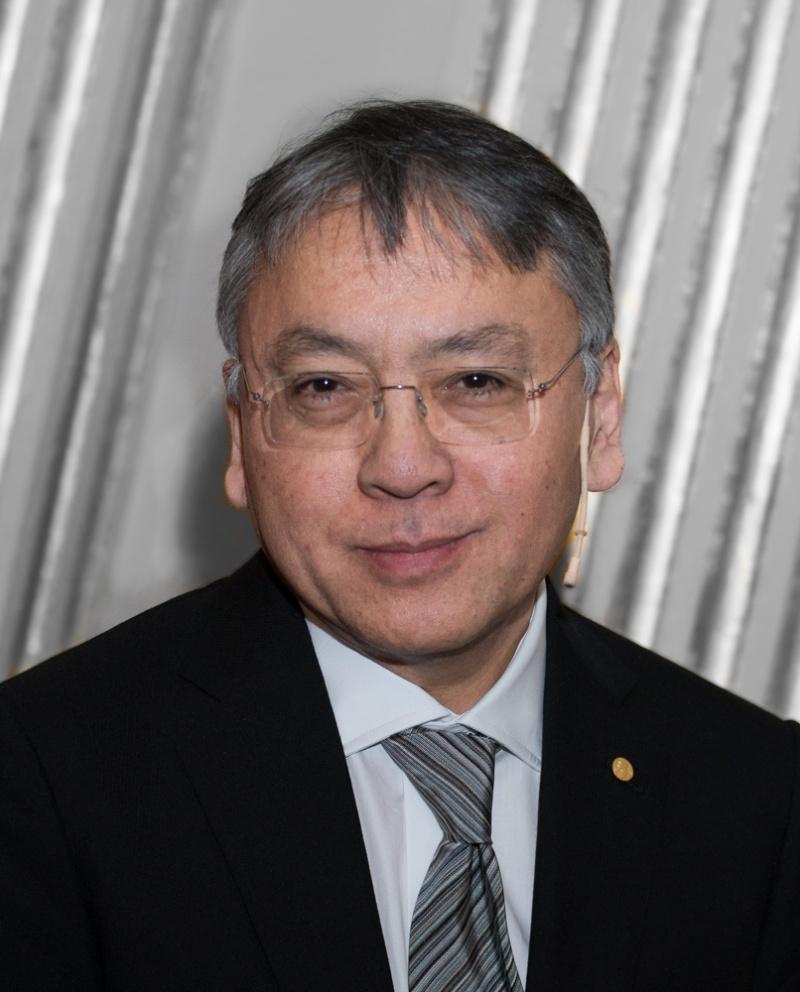 Kazuo Ishiguro (źródło: wikimedia.org)