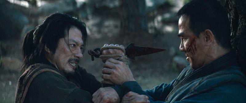 """Kadr z filmu """"Mortal Kombat"""" (źródło: materiały prasowe)"""