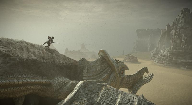 """Screen z gry """"Shadow of the Colossus"""" (źródło: materiały prasowe)"""