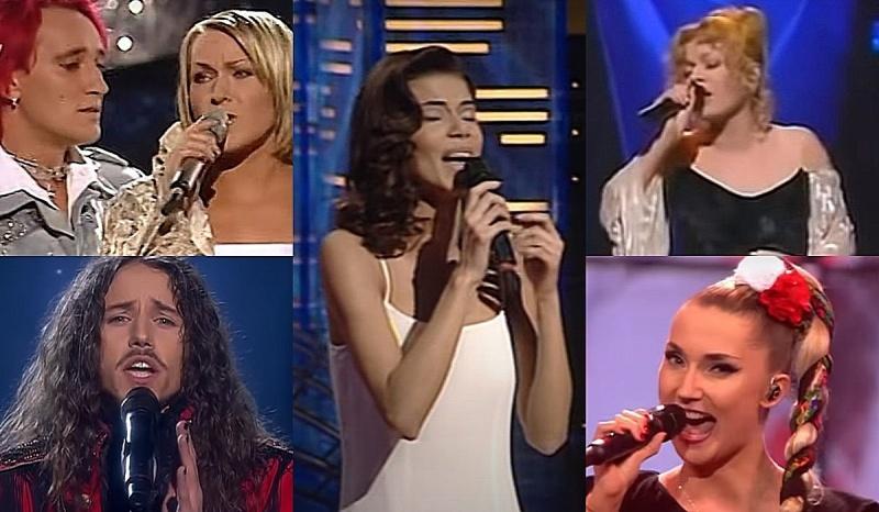 5 najlepszych wstępów Polski na Eurowizji (źródło: youtube.com/screenshot)