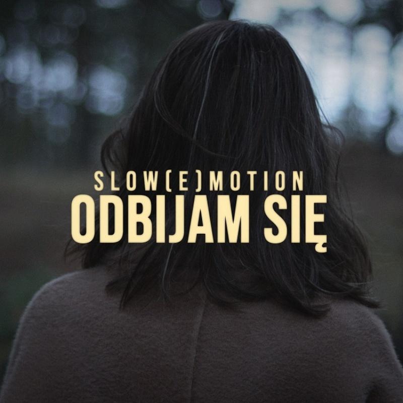 """Okładka singla pt. """"Odbijam się"""" (fot. materiały promocyjne)"""