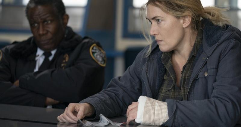 """Kadr z serialu """"Mare z Easttown"""" (źródło: materiały prasowe/HBO)"""