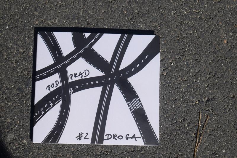 "Okładka albumu ""Droga"" (fot. PJ)"