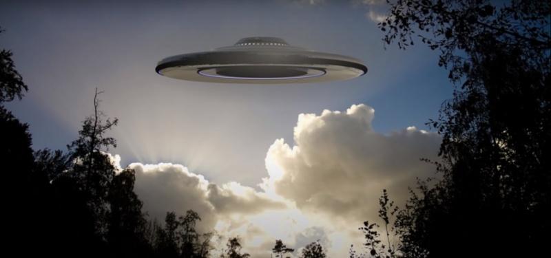 Raport Pentagonu o UFO (fot. Nieznana Historia Świata/youtube.com)