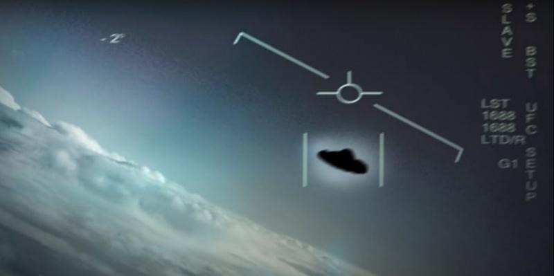 Raport Pentagonu o UFO (fot. youtube.com/Pentagon)