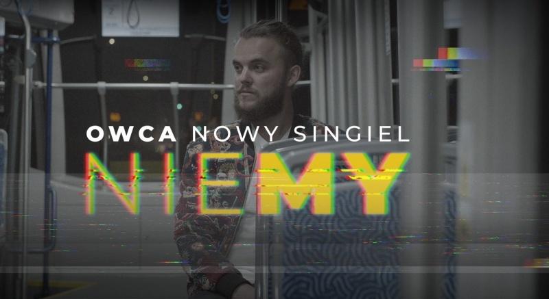 """Przemek Owca Owczarek w singlu """"nieMy"""" (fot. Facebook/materiały promocyjne)"""
