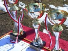 Mistrzostwa Polski Modeli Balonów na Ogrzane Powietrze pn. Mały Puchar Gordona Bennetta - mistrzostwa;polski;balonów;ogrzane;powietrze;2013;lotnisko;aeroklub;włocławek