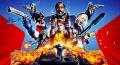 """Legion Samobójców: The Suicide Squad"" – Brygada R. Rekin idzie na żer! - The Suicide Squad;Legion Samobójców 2021;Legion Samobójców;James Gunn;czarna komedia;absurdalna;akcja;komiks;DC;brygada RR;rekin;żer;brutalny;Harley Quinn;Bloodsport;Peacemaker;Margot Robbie;Idris Elba;John Cena;flaki;czarny humor;ironia"