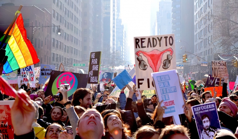 Feminizm (źródło: pxhere.com)