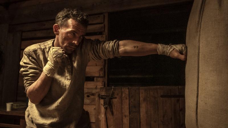 """Kadr z filmu """"Mistrz"""" (materiały prasowe/Galapagos Films/fot. Robert Pałka)"""