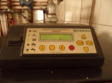 Komputer - sterownik pieca