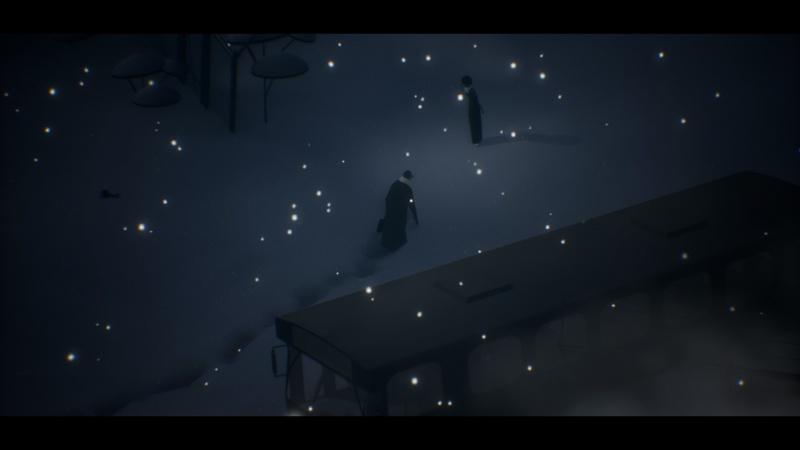 """Screen z gry """"The Plane Effect"""" (źródło: rozgrywka własna)"""
