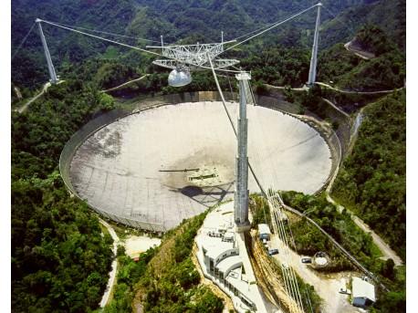 Radioteleskop Arecibo w Portoryko