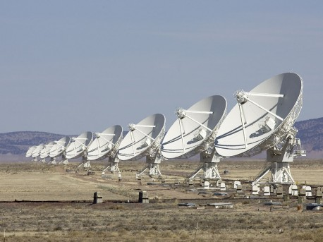 Radioteleskopy Very Large Array