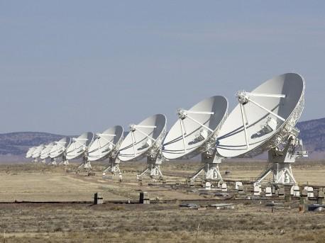Radioteleskopy Very Large Array
