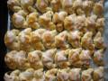 Rogaliki krucho-drożdżowe - rogaliki;słodkość;deser;