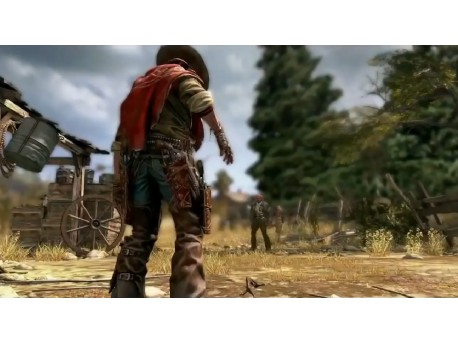 screen z gry Call of Juarez Gunslinger (źródło: youtube.com)