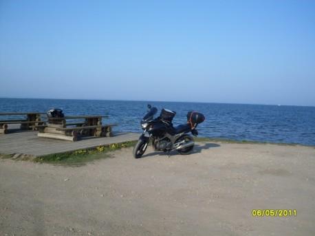 Puck - widok na Zatokę Pucką