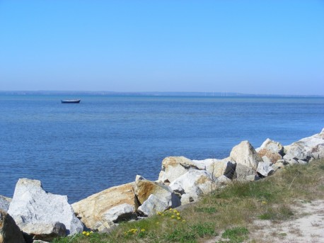 Kuźnica - widok na Zatokę Gdańską K
