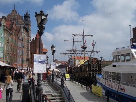 Gdańsk - Spacer po starówce