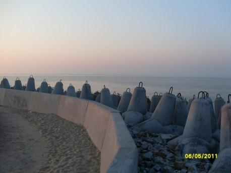 Władysławowo - port i plaża