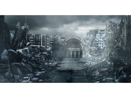 screen z gry Metro: Last Light (źródło: youtube.com)