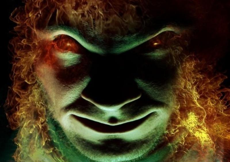 Demon (źródło: flickr.com)