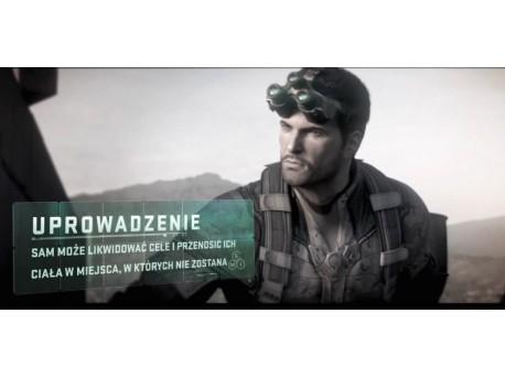 """Screen z gry """"Tom Clancy's Splinter Cell: Blacklist"""" (źródło: youtube.com)"""