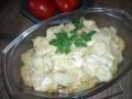 Zapiekanka ziemniaczana - obiad;ziemniaki;zapiekanka ziemniaczana;przepis