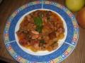 Potrawka z cukinii - potrawa;danie;obiad;kolacja;cukinia;przepis
