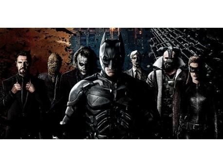 Batman, Kobieta-Kot i i wrogowie  (źródło: flickr.com)