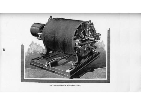 Silnik na prąd zmienny Nicola Tesla