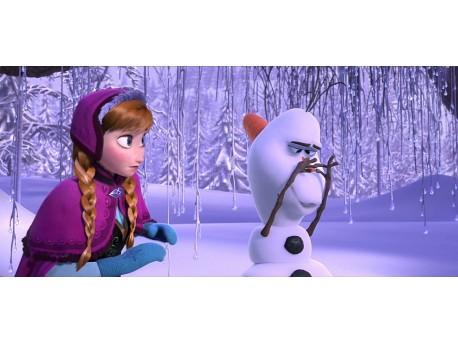 """Kadr z filmu """"Kraina lodu"""" (źródło: youtube.com)"""